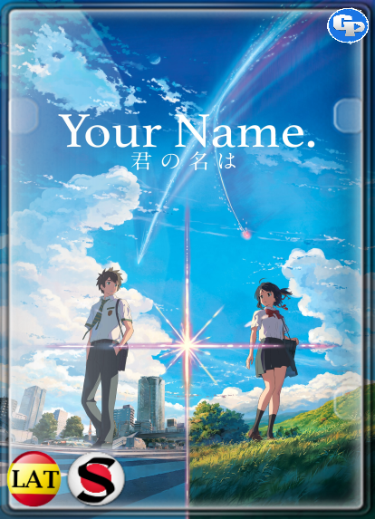 Your Name (2016) HD 720P LATINO/JAPONES