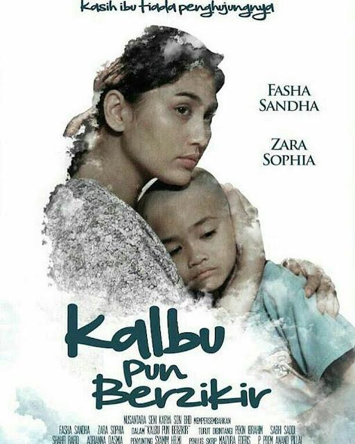 Telemovie Kalbu Pun Berzikir Lakonan Fasha Sandha