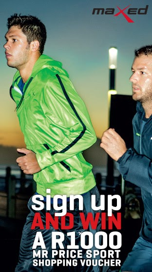 Win one of 2 R1000 shopping vouchers from MR Price Sport ...