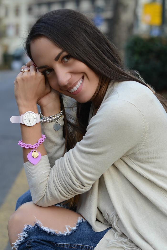 accessori rosa ops