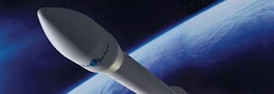 Primo motore monolitico carburante solido: Avio razzo futuristico
