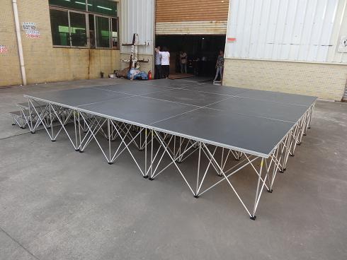 diy portable stage small stage lighting truss. Portable Folding Stage Building Can Be Easier Than They Appear, Usually You Won\u0027t Need More Basic Tools To Get It Installed, The Right Order Of Used Diy Small Lighting Truss
