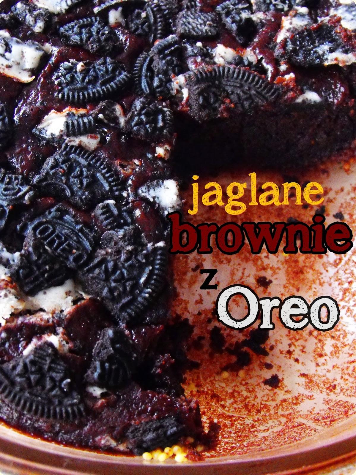 http://teczawsloiku.blogspot.com/2013/11/zdrowe-jaglane-brownie-z-ciastkami-oreo.html