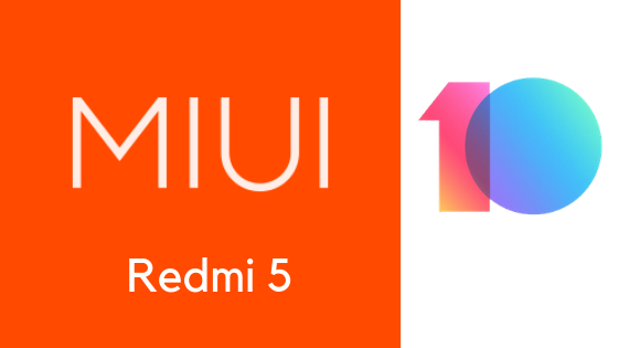 MI UI 10.1.2.0 Global stable ROM For Redmi 5