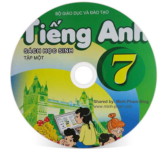 CD MP3 English 7