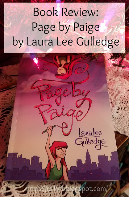 Book Review: Page by Paige by Laura Lee Gulledge