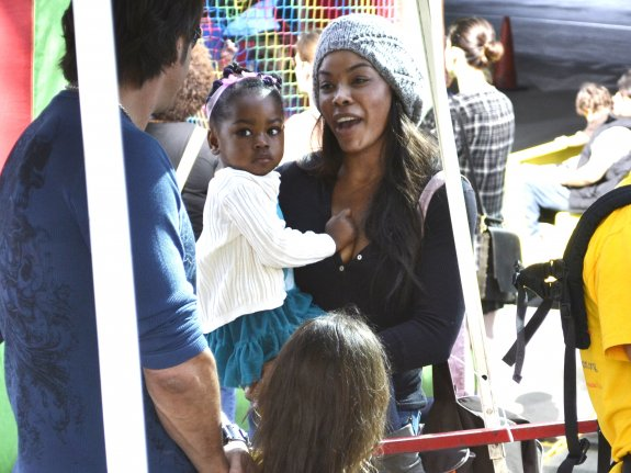 are golden brooks and db woodside still dating
