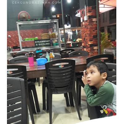 tempat makan best jenjarom, shellout jenjarom, shellout banting, shellout murah, asri koboy drimba kafe, tempat makan murah banting, tempat makan best banting