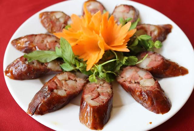 Đặc Sản: Lap Sườn gác bếp Bắc Kạn