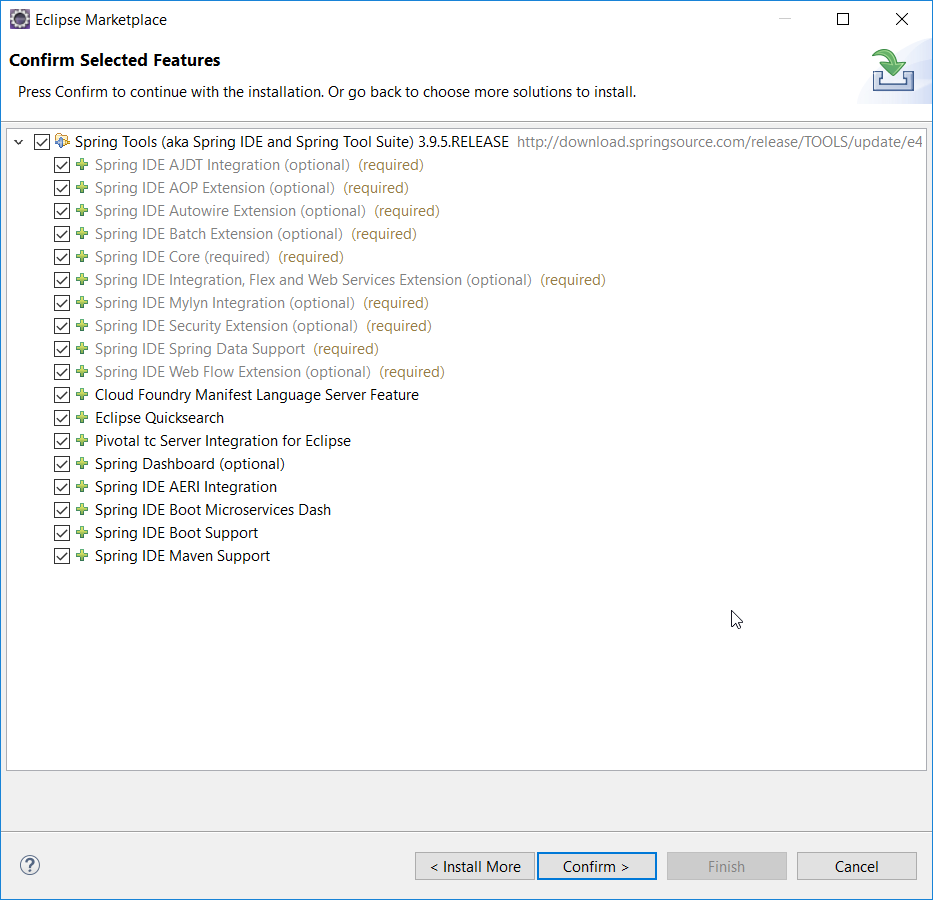 How to install Spring Boot on Eclipse (ติดตั้งเครื่อง Spring boots