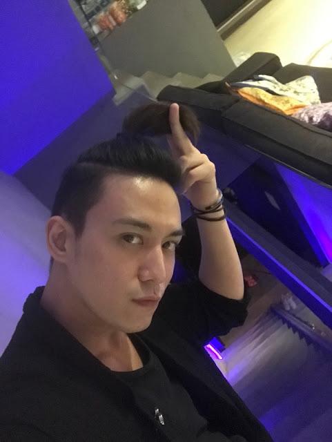 Baron Chen volta ao trabalho após lesão no joelho