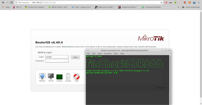"""MikroTik RouterOS """"Proof of Concept of Winbox Critical Vulnerability"""" Tested On GNU/Linux"""