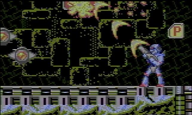 Revelan Juego Inspirado En Minicraft Para Atari 800xl Atariteca