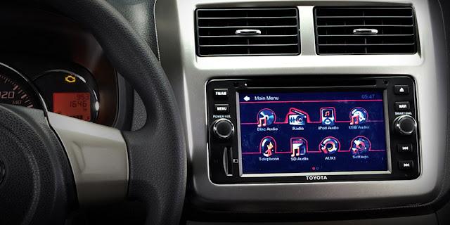 Toyota Wigo Interior