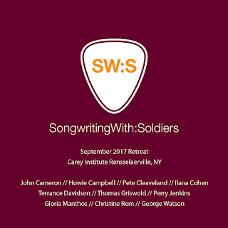 john o'hara supports songwriting with soldiers