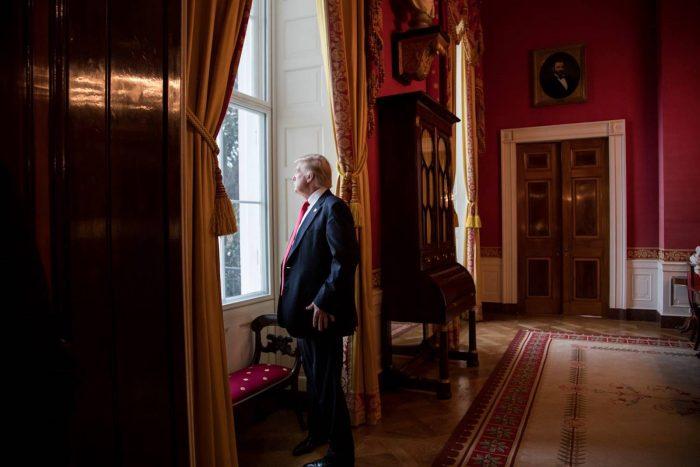 Um ano da gestão Trump  (The Economist)