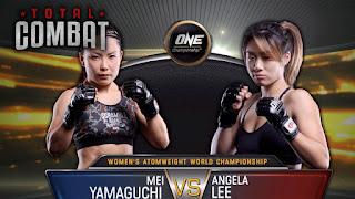 Angela Lee vs Mei Yamaguchi