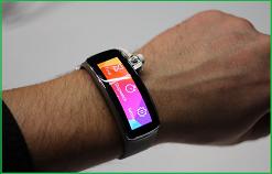 Gear Fit 2,le nouveau bracelet connecté de Samsung