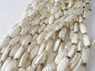 antique beads vintage