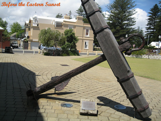 Fremantle City - Eglinton Anchor