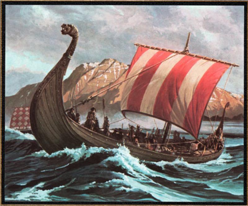The Man Cave: Viking Ship MasterViking Ship Storm