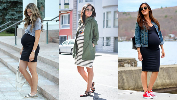 Pregnancy Outfits Ideas Cool Trending Styles For Pregnant Women Kizifashion