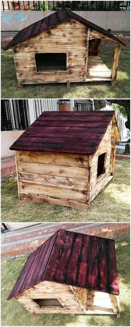 Dishfunctional Designs: Amazing Dog Houses Made With