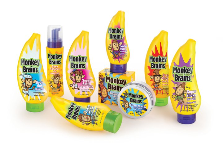 Monkey Brains Hair Care Review