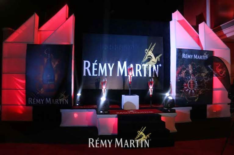 19 Photos from At The Club With Remy Martin party