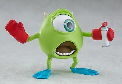"""Figuras: Abierto pre-order de """"Nendoroid Mike & Boo set"""" - Good Smile Company"""