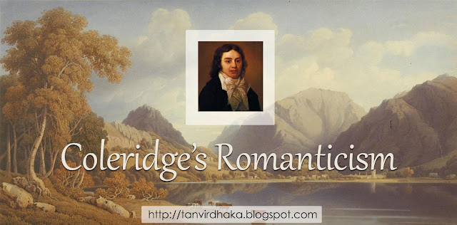 Coleridge as a Romantic Poet
