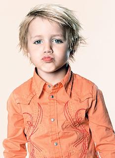 model gaya rambut anak laki laki