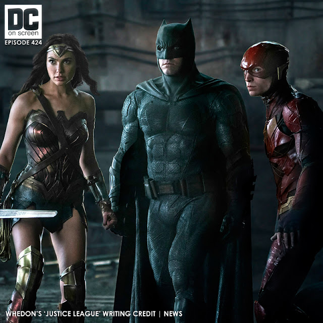 Wonder Woman, Batman, and the Flash