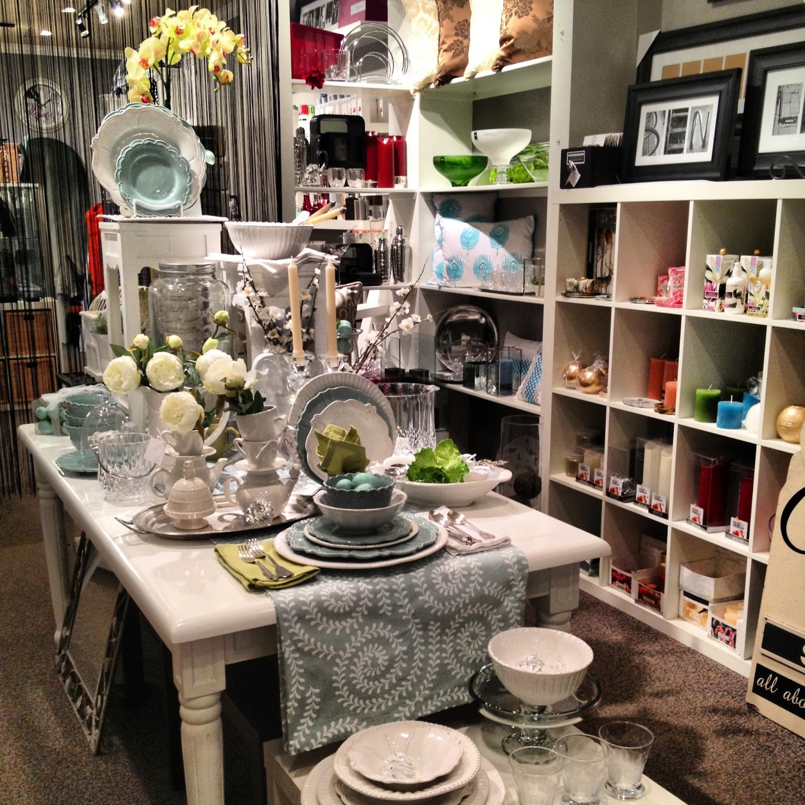 Flourishing Retailers: Spring Display Inspiration