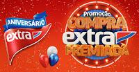 Promoção Compra Extra Premiada extra.com.br/aniversario2016