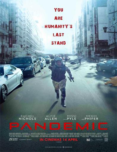 Ver Pandemic (2016) Online