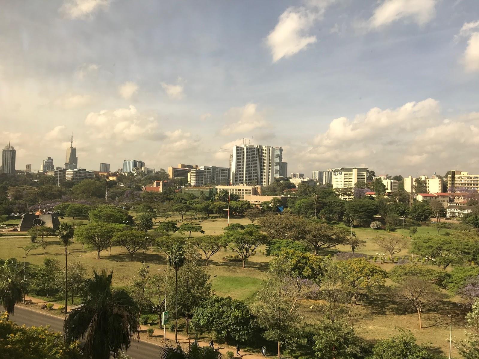 ナイロビ Nairobi | 知羊 IntelS...