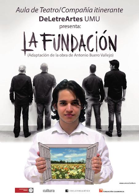 """Teatro:  """"La Fundación""""."""