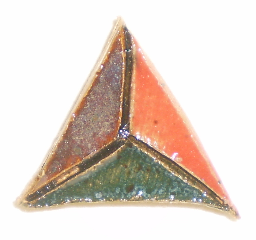 Aberrant Ceramics: Pythagorean Solids for the Chariot Tarot Card