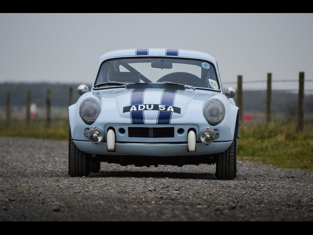 Classics Coming To Auction 1963 Triumph Spitfire Gt6r Le Mans