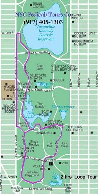Central Park Rickshaws Central Park Pedicab Rickshaw Tours NYC
