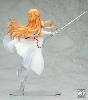 """Galería fotográfica de Asuna de """"Sword Art Online: -Ordinal Scale-"""" - Alter"""