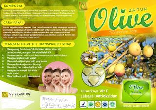 sabun olive zaitun