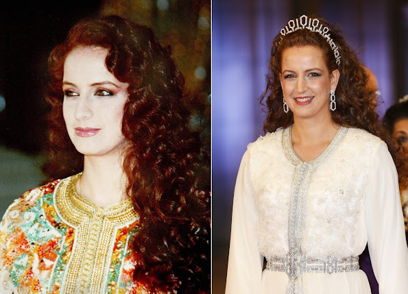 The Princess was born Salma Bennani on 10 May 1978 in Fès, the third largest city of Morocco. Salma married King Mohammed VI on 12 October 2001