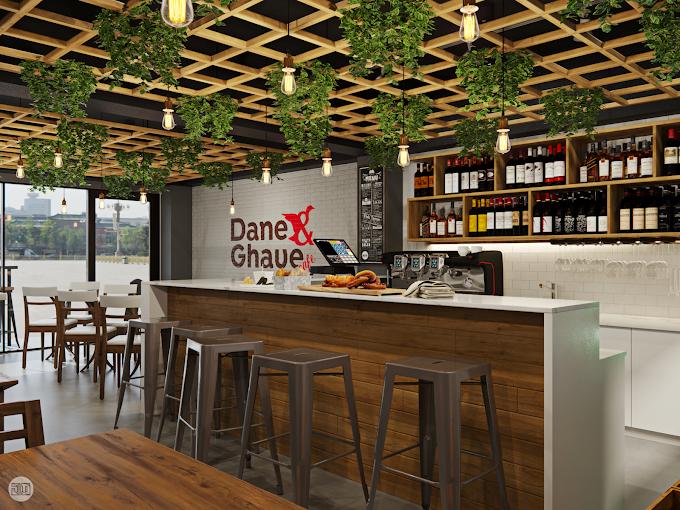 Bar & Cafe Interior Design, PH
