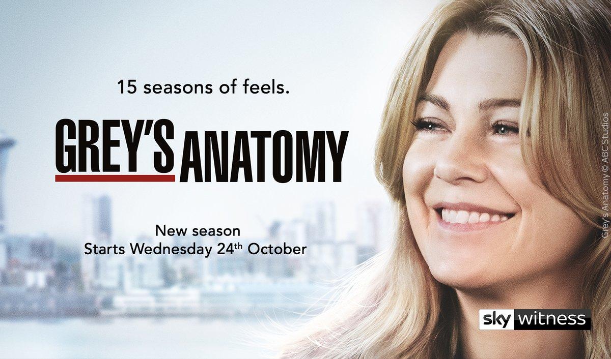 Canal Sony estrena temporada 15 de \'Anatomía Según Grey\' - TVCinews