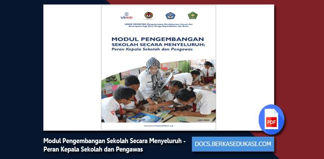Modul Pengembangan Sekolah Secara Menyeluruh - Peran Kepala Sekolah dan Pengawas