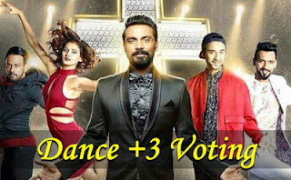 Dance-Plus-3-Voting-Online