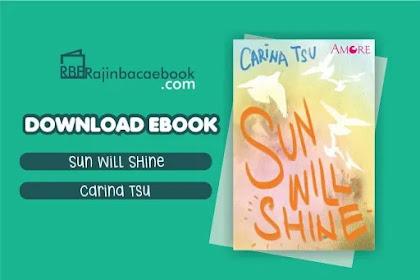 Download Novel Sun Will Shine by Carina Tsu Pdf