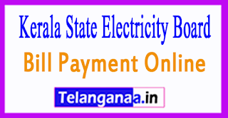 KSEB Kerala Online Electricity Bill Payment Online